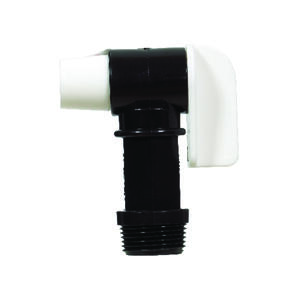 NDS  3/4  MPT   Plastic  Drum and Barrel Faucet