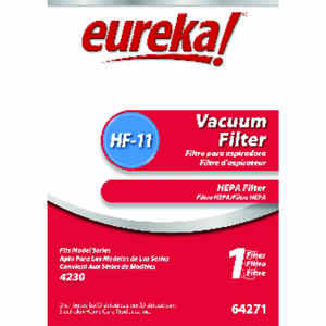 Eureka  HEPA Vacuum Filter  For Vacuum filter 1 pk