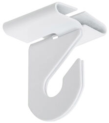 National Hardware  White  Steel  Drop Ceiling Hooks  10 lb. capacity 1 pk