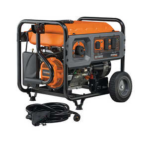 Generac  RS Series 7000E  7000 watts 7000 watts Portable Generator