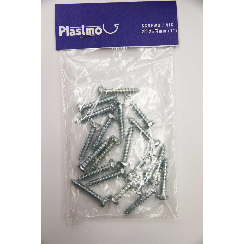 Plastmo Classic Natural Metal Gutter Screws Ace Hardware
