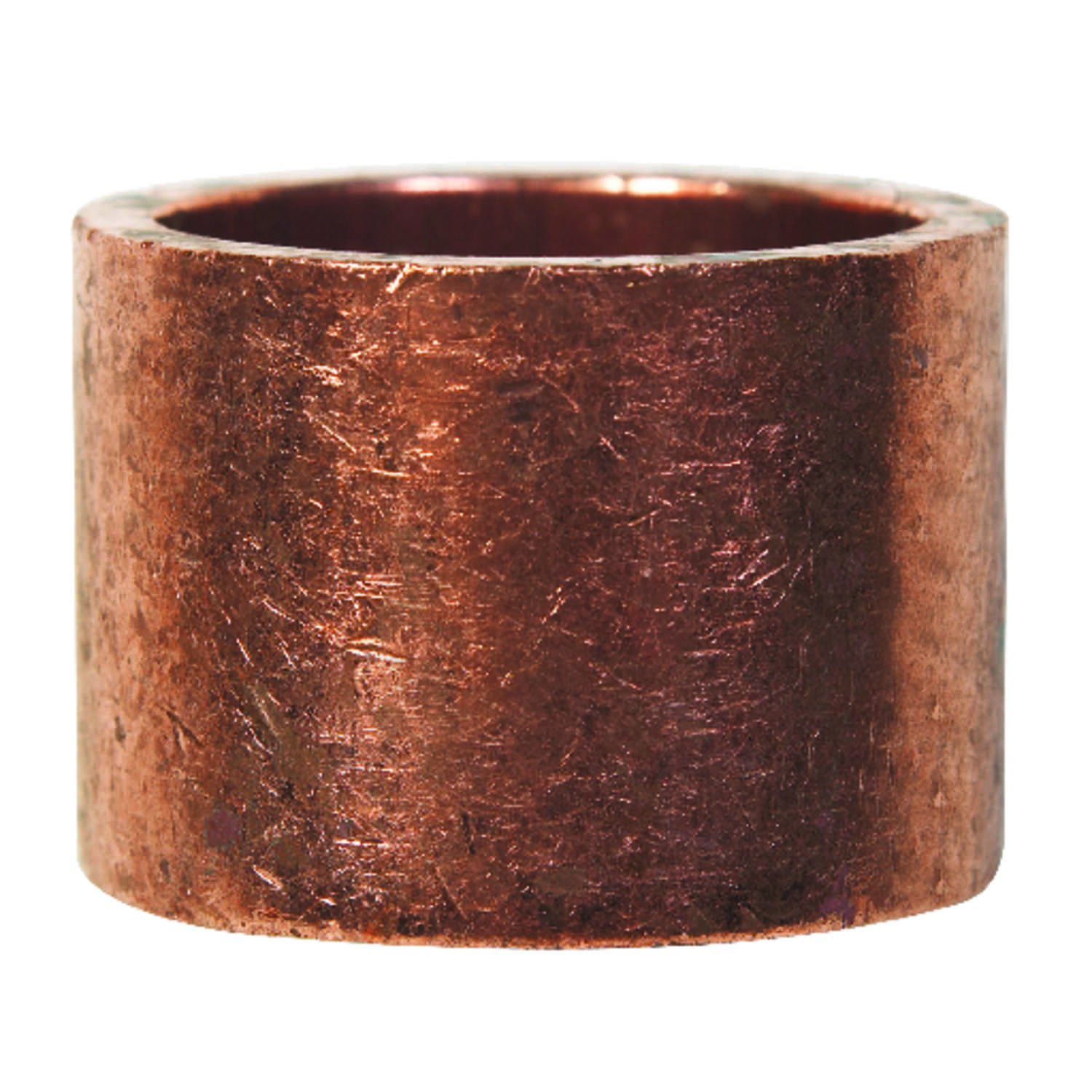 Elkhart  1 in. Sweat   x 3/4 in. Dia. Sweat  Copper  Flush Bushing