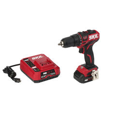 Skil  12 volt 1/2 in. Brushless  Cordless Compact Drill  Kit (Battery & Charger Included)