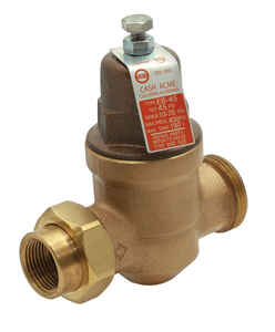 Cash Acme  1 in. Pressure Regulating  Valve