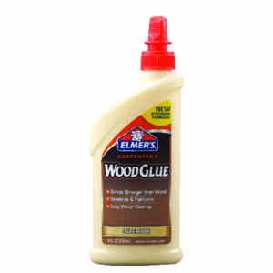 Elmer's  Carpenter's  Yellow  Wood Glue  8 oz.