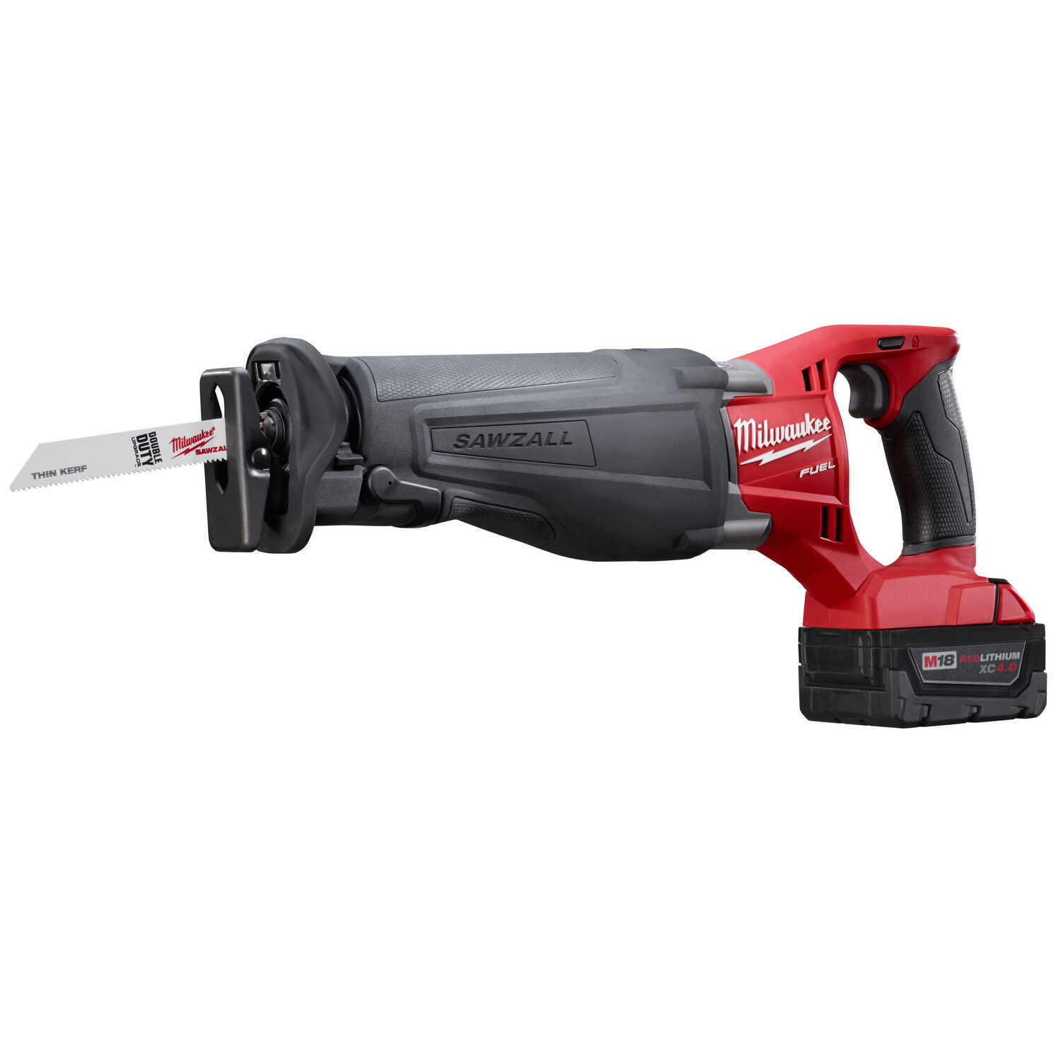Milwaukee  M18 FUEL SAWZALL  Cordless  Reciprocating Saw  Kit  18 volt