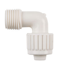 Flair-It 1/2 in. PEX x 1/2 in. Dia. MPT PVC Elbow