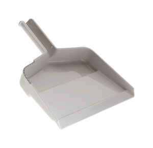 Rubbermaid  Plastic  Snap-On  Dust Pan