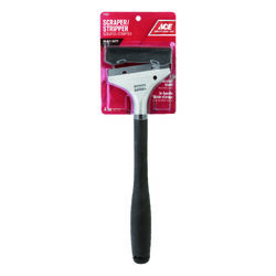 Ace  4 in. W Steel  Wall  Wall Scraper