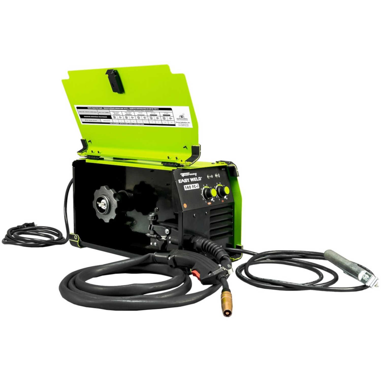 Forney Easy Weld 140 amps 120 volt AC/DC Welder 9 84 lb