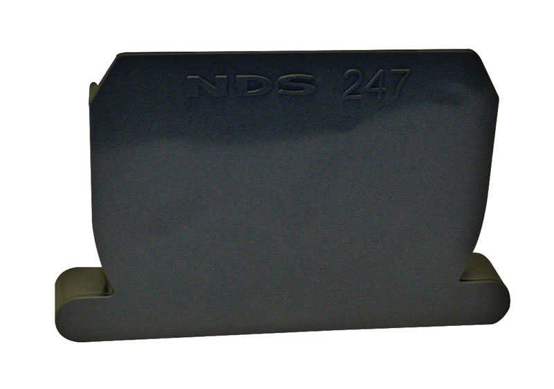 NDS  PVC  Basin Solid End Cap