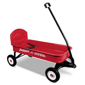 Radio Flyer  Toy Wagon  Steel