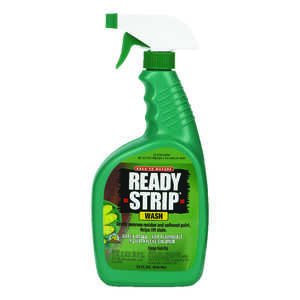 Back to Nature  Ready-Strip Overspray & Spatters  Paint Remover  32 oz.