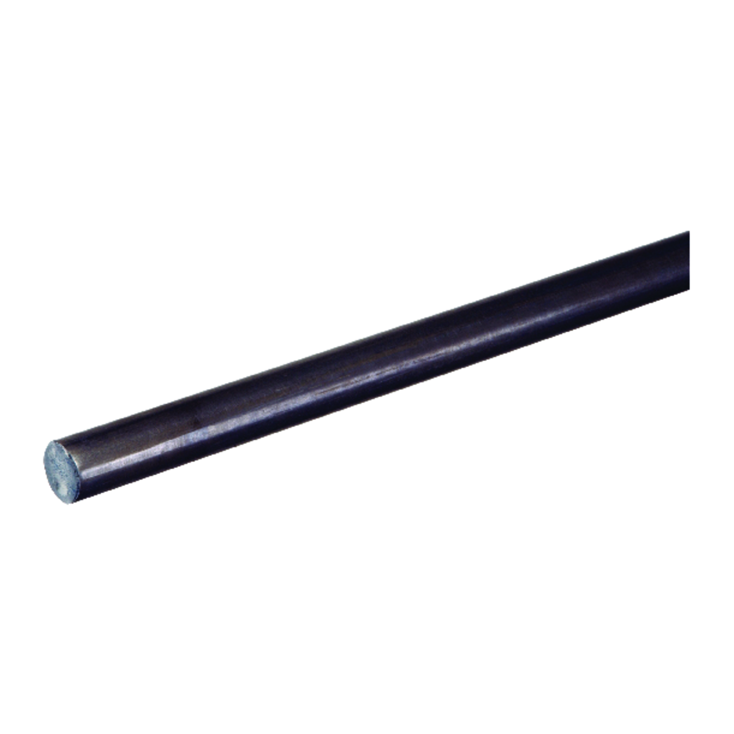 Boltmaster  1/2 in. Dia. x 3 ft. L Cold Rolled Steel  Weldable Unthreaded Rod