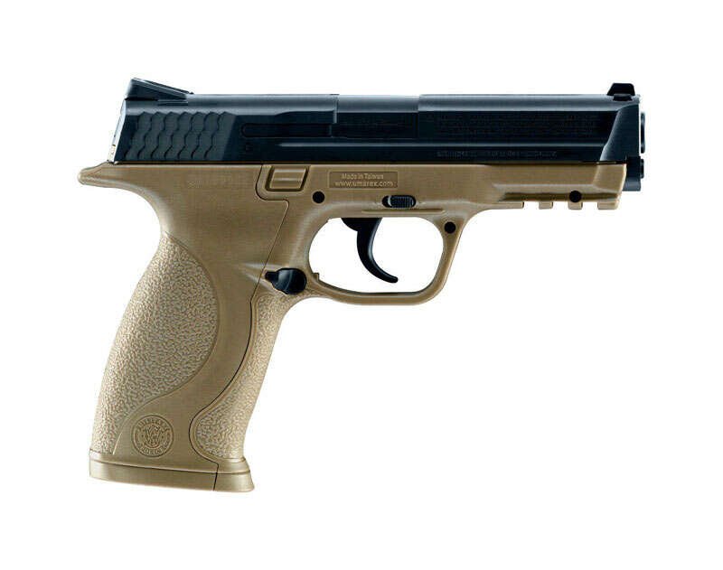 Smith & Wesson  Umarex  0.177  410  BB Gun  1