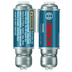 Bosch  6 in. L x 1.25 in. W Dual-Activation  Cartridge  1 pc.