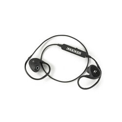 KICKER  Wireless Bluetooth Waterproof Sport Earbuds  1 pk