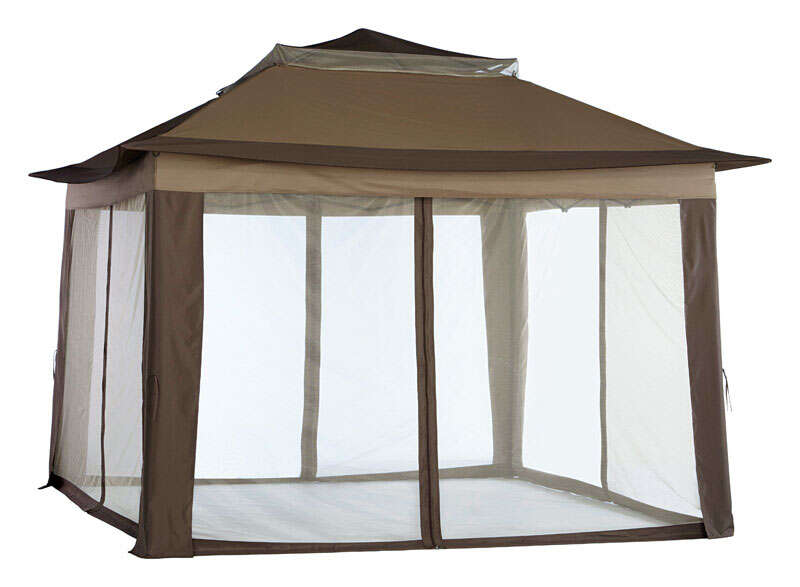Living Accents  10 ft. W Pop Up Gazebo