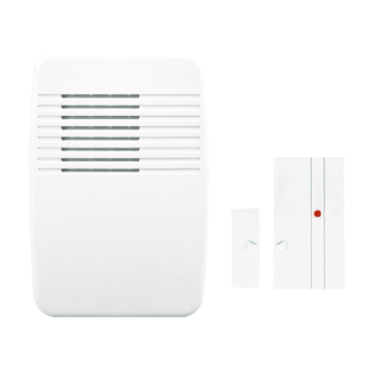 Heath Zenith  White  Personal Security Alarm