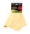Acme  Sheep Skin  Chamois  3.8 in. L x 6 in. W 1 pk