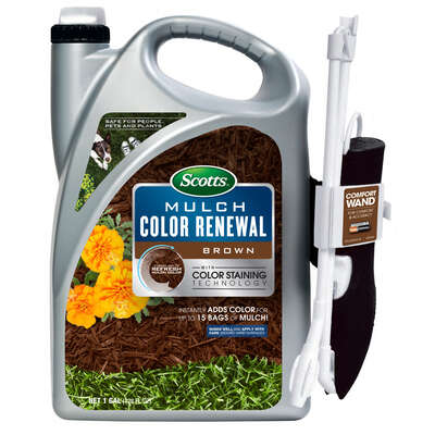 Scotts  Brown  Mulch Color Renewal