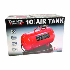PROLIFT  Portable 10 Gallon  125 psi Air Tank