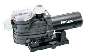 Flotec  Pool Pump  16 in. H x 13 in. W x 27 in. L