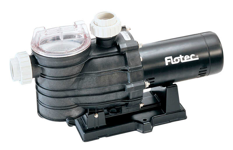 Flotec  Pool Pump  13 in. W x 16 in. H x 27 in. L