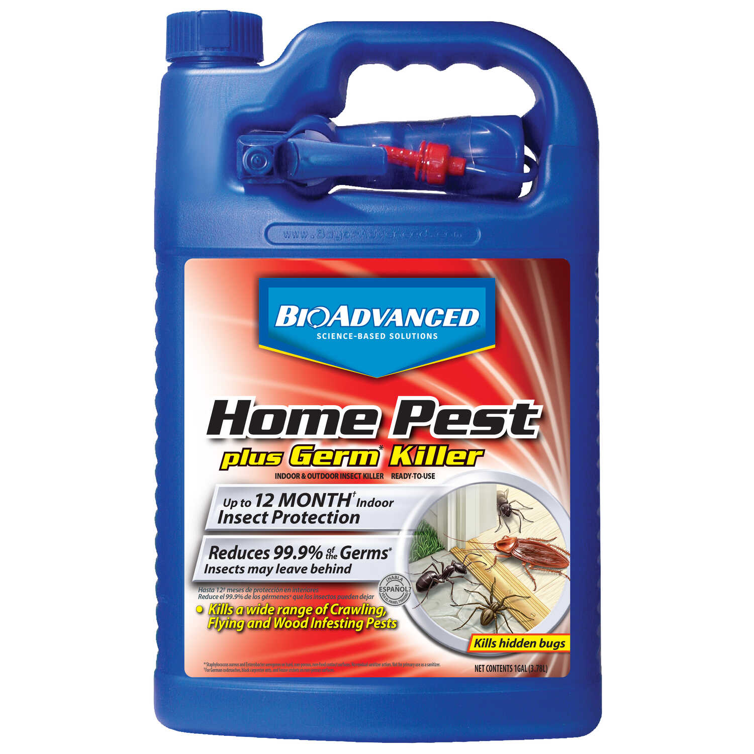 BioAdvanced  Insect Killer  1 gal.