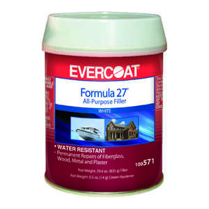 Evercoat  Formula 27  All-Purpose Filler  29.4 pt.
