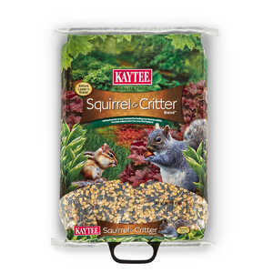 Kaytee  Assorted Species  Squirrel and Critter Food  Corn  20 lb.
