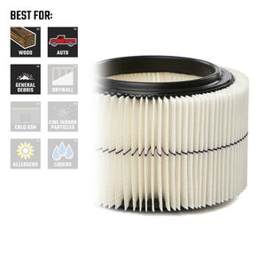 Craftsman  6.75 in. L x 6.63 in. W Wet/Dry Vac Filter  1 pc.
