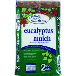 Jolly Gardener Natural Eucalyptus Mulch 2 cu. ft.