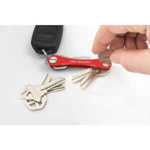 KeySmart  Plastic  Assorted  Key Holder  Key Chain