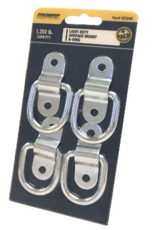 Keeper  Cambuckle  Receiver Mount Tow Ring
