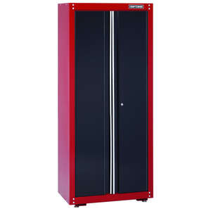Craftsman  32 in. W x 74 in. H x 18 in. D Free-Standing Cabinet  Steel