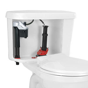 Korky  QuietFILL Platinum Complete Universal  Toilet Repair Kit