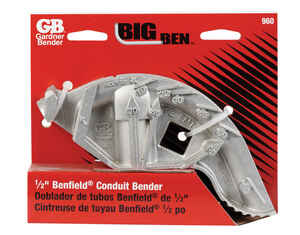 GB  Big Ben  1/2   Hand Bender  1 pc.