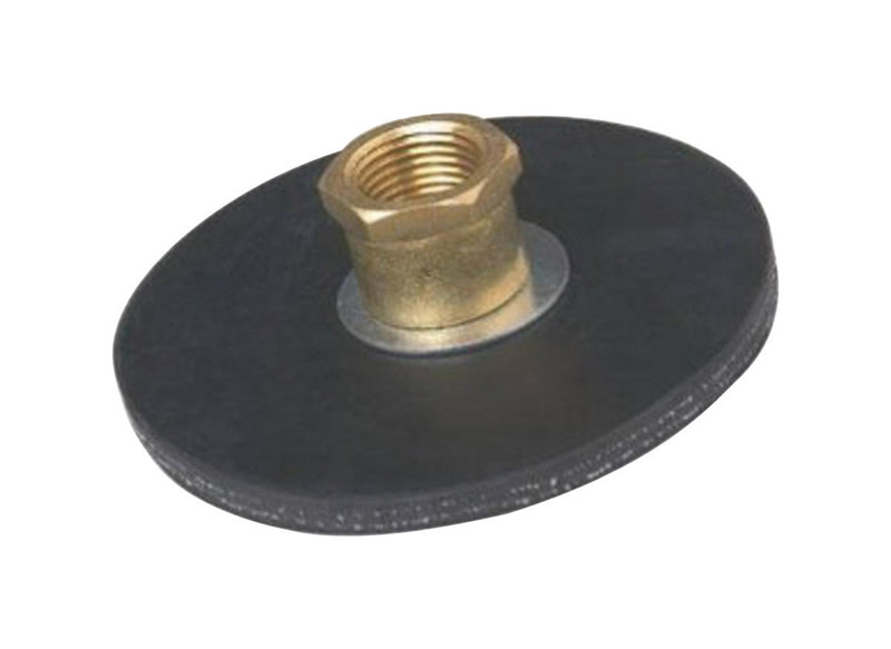 Harvey's  4 in. Dia. Disc Curb Plunger