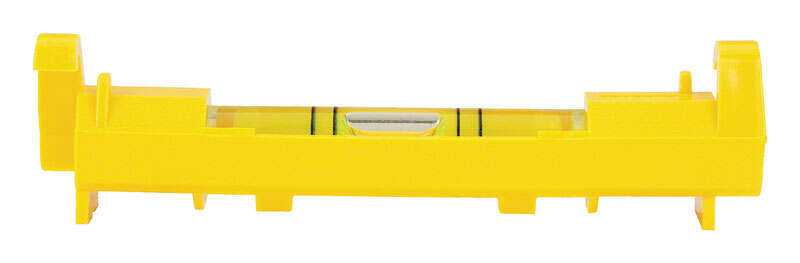 Stanley  3 in. Plastic  Torpedo  Level  1