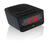 GPX 5.12 in. Black AM/FM Clock Radio Digital Plug-In