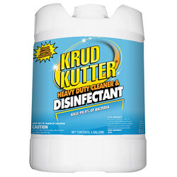 Krud Kutter  Heavy Duty  Cleaner and Disinfectant  5 gal.
