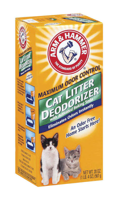 Arm & Hammer  Cat Litter  20 oz. Fresh and Clean Scent