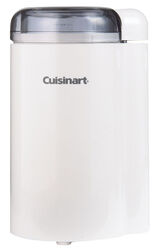 Cuisinart  White  Stainless Steel  2.5  Coffee Grinder