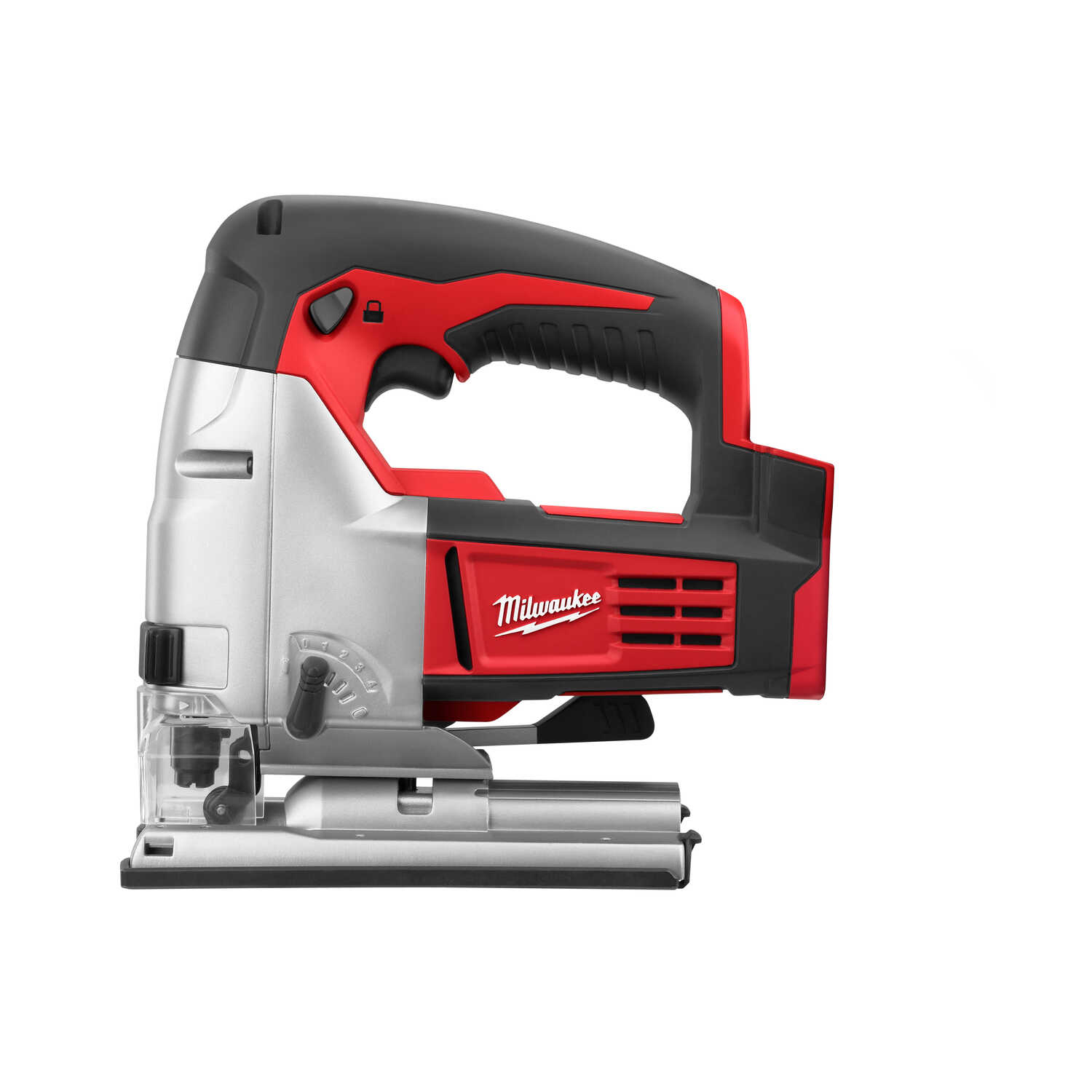 Milwaukee  M18  1 in. Cordless  Keyless D-Handle  Jig Saw  2700 spm 18 volt