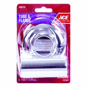 Ace  Tube and Flange For Tub/Shower Faucet