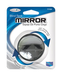 Custom Accessories  Black  Blind Spot Mirror  1 pk