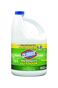 Clorox  ProResults  Regular Scent Outdoor Bleach  120 oz.