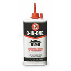 3-IN-ONE Household Oil 3 oz.