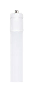 Westinghouse  Direct Install  T8  1-Pin  LED Bulb  Cool White  1 pk